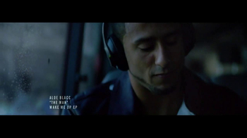 Beats Studio TV Spot Featuring Colin Kaepernick, Song by Aloe Blacc