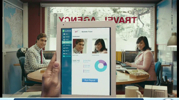 Intuit QuickBooks TV Spot, 'Bicycle Shop'