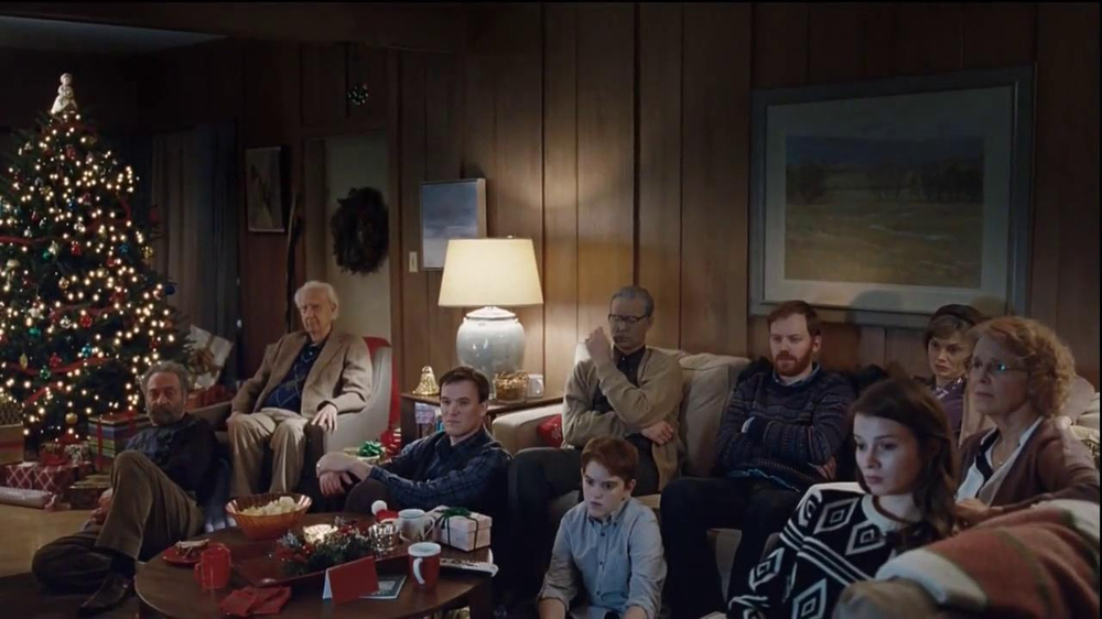 Netflix TV Commercial, 'Holiday Tree Topper: The McDermott' - iSpot.tv