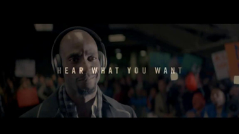 Beats Studio TV Spot Featuring Kevin Garnett, Song by Aloe Blacc - Thumbnail 9