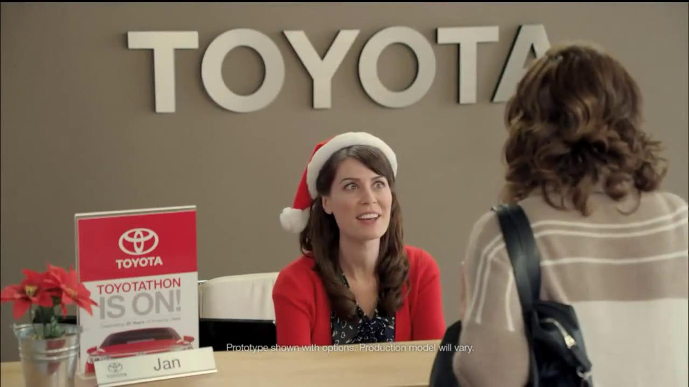 Toyota Camry Commercial Song >> Toyota Toyotathon TV Commercial, 'Jackpot' - iSpot.tv