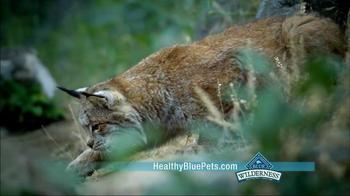 Blue Buffalo Wilderness TV Spot, 'Wild Cat' - Thumbnail 10