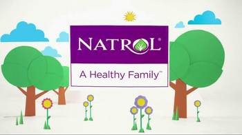 Natrol TV Spot, 'A Healthy Family'