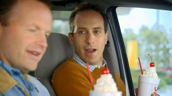 Sonic Drive-In Half-Priced Shakes TV Spot, 'Regifting' - 577 commercial airings