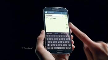 Samsung Galaxy S4 TV Spot, 'Accolades' - Thumbnail 6