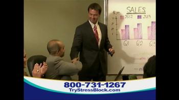 Stress Block TV Spot, 'No More Stress'