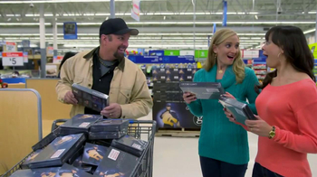 Walmart TV Spot, 'Garth Brooks Box Set' Featuring Garth Brooks - 995 commercial airings