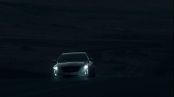 2014 Cadillac CTS Sedan TV Spot, 'Moon' Song by Ulrich Schnauss - Thumbnail 3