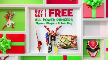 Toys R Us 2 Day Sale TV Spot, 'Buy 1 Get 1'