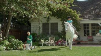 Straight Talk Wireless TV Spot, 'Riding Lessons'  - Thumbnail 8