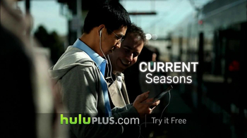 Hulu Plus TV Spot, 'One-Week Free Trial' - Thumbnail 6