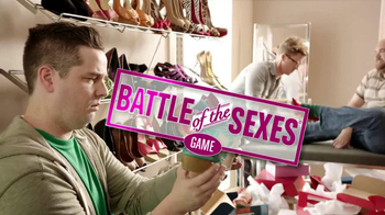 Battle of the Sexes TV Spot, 'Wedge' - 113 commercial airings