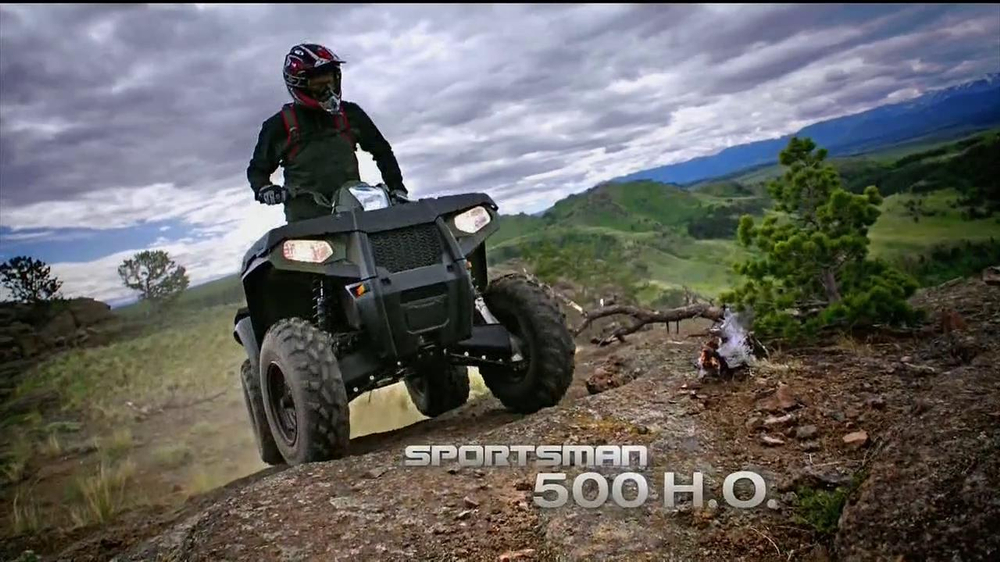 Honda Holiday Sales Event >> Polaris Holiday Sales Event TV Commercial, 'Hunt, Farm, Trail' - iSpot.tv