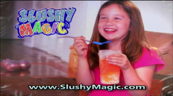 Slushy Magic TV Spot