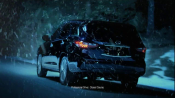 Infiniti JX TV Commercial, 'Limited Engagement Winter Event' - iSpot.tv