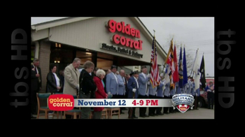 Golden corral tv commercial 39 military appreciation - Olive garden early bird specials ...