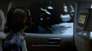 2013 Nissan Pathfinder TV Spot, 'Follow Me' - Thumbnail 5