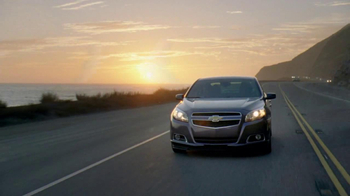2013 Chevrolet Malibu TV Spot, 'Sophisticated Styling' Featuring Tim Allen