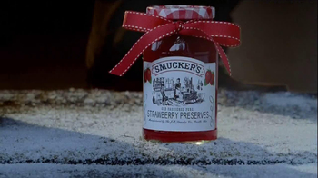 Smucker's Strawberry Preserves TV Spot, 'Christmas Present'