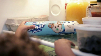 Pillsbury Sugar Cookies TV Spot, 'Holiday Fun'