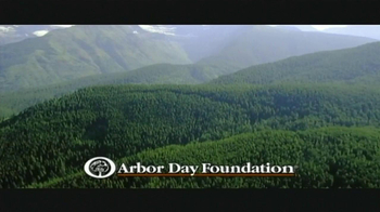 Arbor Day Foundation TV Spot, 'Replanting Forests'