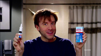 Sinus Buster Nasal Spray TV Spot, 'Tunnel'