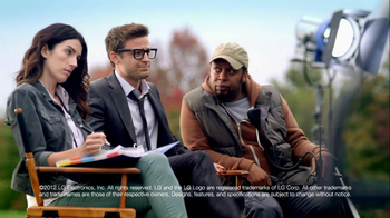 LG Optimus G TV Spot, 'Commercial Shoot' - Thumbnail 9