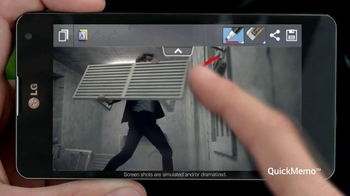 LG Optimus G TV Spot, 'Commercial Shoot' - Thumbnail 5