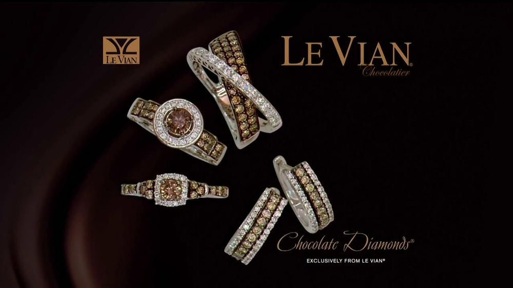 Jared TV Le Vian Chocolate Diamonds Commercial - iSpot.tv