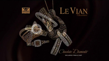 Jared TV Le Vian Chocolate Diamonds Spot  - Thumbnail 7