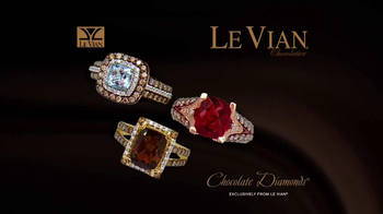 Jared TV Le Vian Chocolate Diamonds Spot  - Thumbnail 9