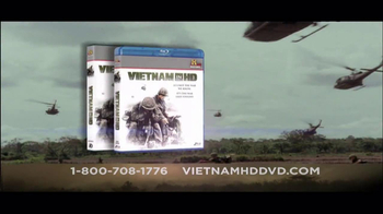 History Channel Vietnam in HD DVD TV Spot  - 13 commercial airings