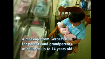 Gerber Life Grow-Up Plan TV Spot 'Nursery Dads' - Thumbnail 1