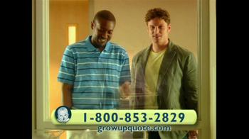 Gerber Life Grow-Up Plan TV Spot 'Nursery Dads' - Thumbnail 2