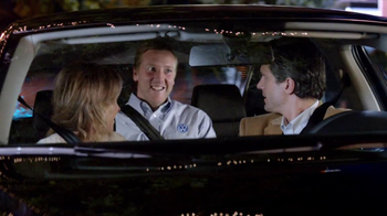 Volkswagen Sign Then Drive TV Spot, 'Test Drive: Dinner'
