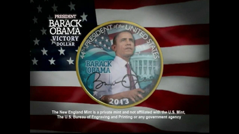 Obama Coins TV Spot  - Thumbnail 1