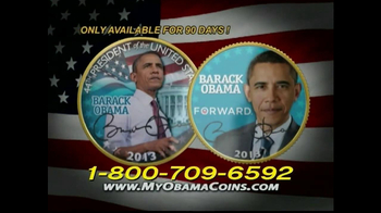 Obama Coins TV Spot  - Thumbnail 5
