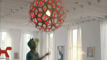 Fab.com TV Spot, 'Touch' Song by The Cook Brothers - Thumbnail 6