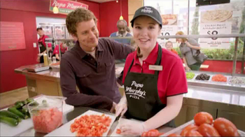 Papa Murphy\'s Pizza TV Spot, \'5-Meat Stuffed\'