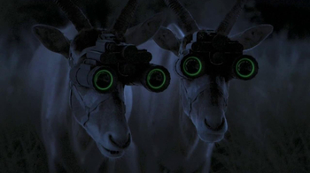 GEICO TV Spot, 'Antelope with Night Vision Goggles' - Thumbnail 3