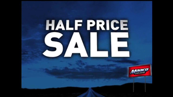 Maaco Half-Off Sale TV Spot