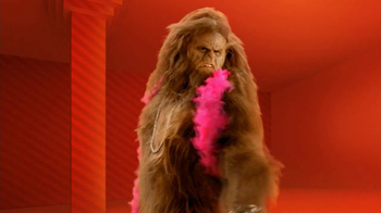 Apple to Apples TV Spot, 'Glamorous Bigfoot' - Thumbnail 2