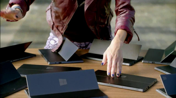 Microsoft Surface TV Spot - Thumbnail 8