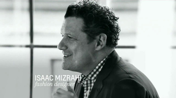 2013 Chevrolet Malibu TV Spot Featuring Fashion Designer  Isaac Mizrahi