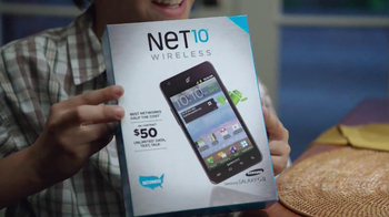 Net10 Wireless TV Spot, 'Dinner Table' - Thumbnail 2