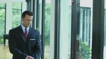 JoS. A. Bank Wool Executive Suits TV Spot, 'Rest of the Year'