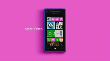 Microsoft Windows Phone 8X by HTC TV Spot Featuring Gwen Stefani