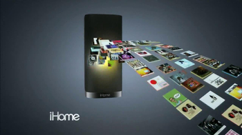 iHome iW3 TV Spot, 'Airplay'