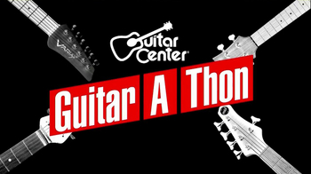 Guitar Center TV Spot, \'Guitar-A-Thon\'