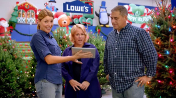 My Lowes TV Commercial, 'Garland' Featuring Grace Anne Helbig ...